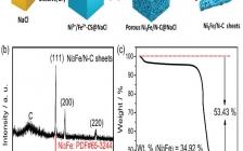 Adv. Energy Mater.  取代贵金属的Ni3Fe-N掺杂的新型双官能团电极催化剂