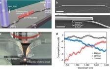 Nature 子刊:纳米线与硅波导的灵活集成