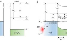 麦立强&郭少军Angew. Chem. Int. Ed.:MoB/g-C3N4界面材料作为Schottky催化剂促进析氢