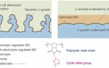 """JACS: 环醚基高分子保护皮肤用于抑制锂金属负极的""""火爆脾气"""""""