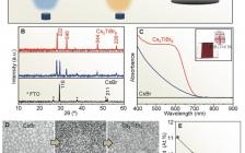 布朗大学Joule: 基于钛的稳定无铅钙钛矿电池