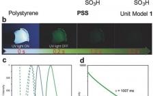 金泽大学Adv. Funct. Mater.:干燥固态的无定形聚合物聚苯乙烯磺酸在空气中的超长室温磷光寿命
