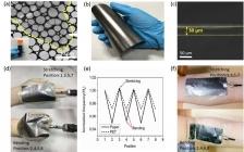 武汉理工大学何大平Science Bulletin: 一种石墨烯薄膜的新应用:高灵敏度可穿戴式天线传感器
