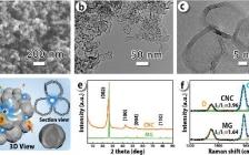 Adv. Energy Mater. : 石墨化炭纳米笼作为具有高循环稳定性和高倍率性能的钾离子电池负极材料