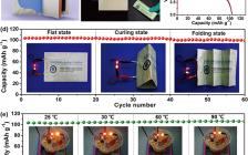 中科院Adv Energy Mater:  基于PVDF-HFP改性凝胶聚合物电解质的具有优异循环性能和倍率性能的柔性双离子电池