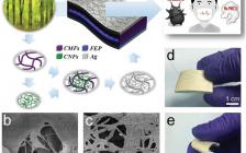 王中林院士AFM一大力作:用于自供电医疗产品的多级纳米结构纤维素纤维基摩擦纳米发电机