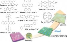 天津大学胡文平教授团队Chem. Soc. Rev.:柔性电子产品中的有机晶态材料