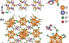 印度泰米尔纳德邦中央大学J. Mater. Chem. A:配位氢化物中的氢(H+1和H−1)在范德华相互作用下的两性行为