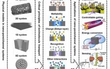 中科院理化所JACS:纳米孔/通道中的离子/分子传输——从基本原理到多功能应用