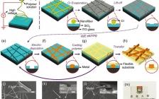 港大李文迪教授Adv. Funct. Mater.: 用于柔性电子的模板电沉积法制备金属纳米纤维网络