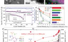 EES:新型阳离子无序Zn(Cu)-Si-P化合物家族:下一代锂离子电池用高性能负极材料