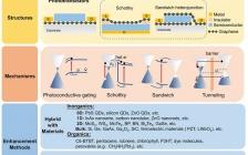 Adv. Mater.综述: 用于集成和柔性光电子学的石墨烯杂化结构