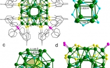厦大郑南峰团队JACS:非致密金属核团簇Ag40中氢负位置的系统确定