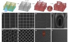 今日最新Nature: 可电化学重构的结构化材料