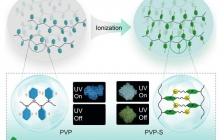 南京工业大学黄维院士和安众福教授Angew:无定形离子聚合物具有颜色可调的超长有机磷光