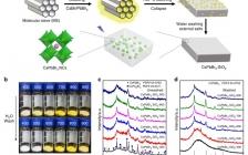 Nat. Commun.: 类陶瓷稳定的分子筛模板二氧化硅包裹的CsPbBr3纳米晶