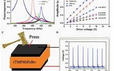 东南大学熊仁根课题组Matter:基于精确分子设计的基于多轴铁电体的压电能量收集
