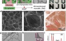 南京大学王学斌团队Adv. Mater.:锌诱导的分层碳化法制备石墨烯三维网络块体材料