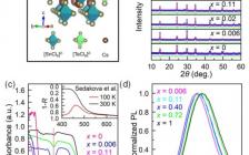 华科大AM:兼具高亮度和水稳定性的非铅金属卤化物固溶体发光材料Cs2(Sn,Te)Cl6