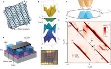 哈佛大学Nature:两片双层石墨烯中可调自旋极化相关态