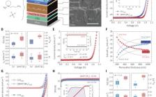 最新Science:哌啶盐稳定的高效金属卤化物钙钛矿太阳能电池