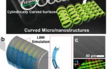 中科院化学所宋延林和苏萌Angew. Chem. Int. Ed.:液滴操控曲面印刷微纳光子器件