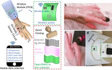 哈工大&宾夕法尼亚州立大学ACS Appl. Mater. Interfaces:室温烧结监测人体健康的可穿戴电子
