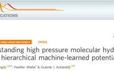 西安交通大学Nature Communications:人工智能辅助原子模拟理解固态氢的奇异熔化行为