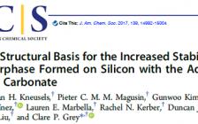 跟着顶刊学测试|Clare P. Grey锂离子电池JACS:基于多种NMR技术分析固态电解质界面组成