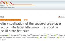 跟着顶刊学测试|原位扫描透射电镜差分相衬成像技术揭示全固态电池中空间电荷层对锂离子界面传输的影响