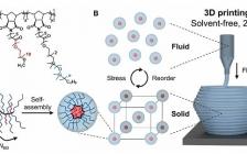 science子刊Sci. Adv.:超软和无溶剂弹性体的室温3D打印
