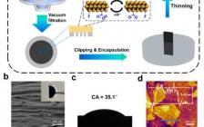 厦大曹留烜课题组ACS Nano:垂直取向的Ti3C2Tx MXene膜用于高性能的动电转换