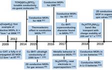 南京理工大学付永胜教授Nanoscale综述:导电MOF的最新进展及其应用