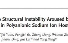 跟着顶刊学测试|厦门大学杨勇教授:原位XRD和STEM揭示聚阴离子型正极材料中的过渡金属离子迁移现象