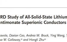 跟着顶刊学测试|AEM:原位EDXRD研究硫代锑酸盐超离子导体与金属硫化物耦合的全固态锂电池