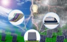 暨南大学唐群委团队研发成功大面积混合能量采集太阳能电池组件