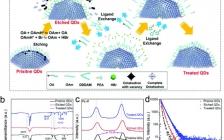 【已校稿】北京科技大学田建军团队Adv. Mater.:高亮度和稳定的钙钛矿量子点纯蓝色发光二极管
