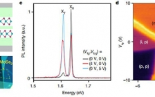 Nature:在原子级厚度的TMDs异质结构中观察双层维格纳晶体
